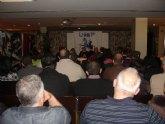 UIdP ha mantenido una reunión con los Comerciantes de Archena