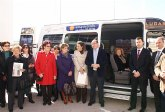 El Ayuntamiento de Puerto Lumbreras y la Comunidad ceden un vehículo adaptado para facilitar la movilidad de personas con Alzheimer