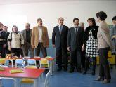 San Pedro del Pinatar cuenta con un nuevo centro de educación infantil con 106 plazas para niños de 1 a 3 años