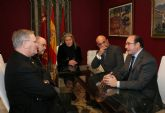 El Alcalde y el Obispo de la Diócesis de Cartagena acuerdan nuevos proyectos de colaboración para Puerto Lumbreras