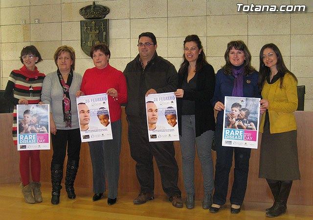 Más de 20 actividades culturales, sanitarias y deportivas conmemoran el Día Mundial de Enfermedades Raras - 1, Foto 1