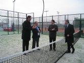 Cultura aporta casi 400.000 euros al nuevo complejo deportivo de Beniel