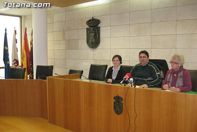 """In the """"voluntary encounter totanero XI"""" will recognize the work of volunteers on 17 February"""