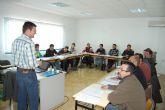 Comienza en Las Torres de Cotillas un nuevo curso de operador de planta de barnizado