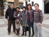 FEDER Murcia visita a la Asociación ASENCHI de San Pedro del Pinatar