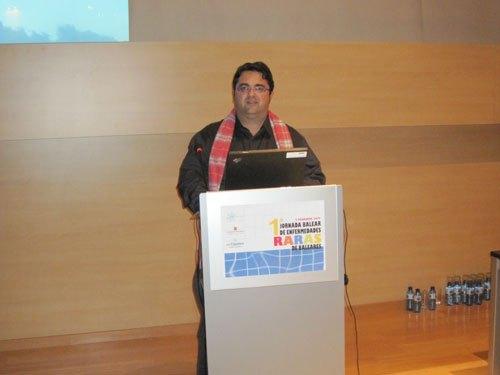 D'Genes y FEDER participan en la primera jornada de enfermedades raras de Baleares - 2, Foto 2