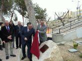 Inauguradas las obras de rehabilitación de la Rambla de los Calderones de Molina de Segura