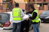 La Guardia Civil detiene a un joven dedicado a cometer robos en viviendas y establecimientos