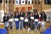 Veinticinco jóvenes del municipio superan el curso Apoyo a Comedores Escolares