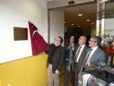 Inauguradas las obras de reforma y ampliación del Centro de Salud Dr. Antonio García García de Molina de Segura