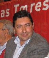 Los socialistas de Las Torres de Cotillas eligen a Antonio Peñas como candidato del PSOE de forma masiva