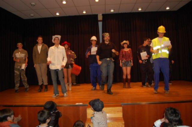 JOVAL ya comienza los preparativos del carnaval de Alguazas - 1, Foto 1