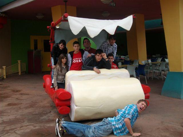 JOVAL ya comienza los preparativos del carnaval de Alguazas - 3, Foto 3
