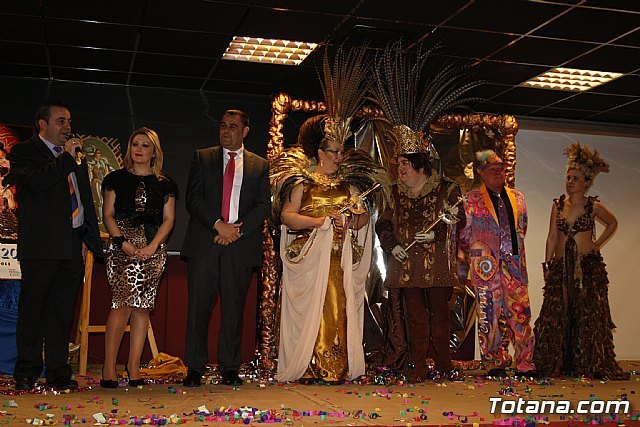 More than 700 people witnessed the proclamation of the Musa and Don Carnal 2011