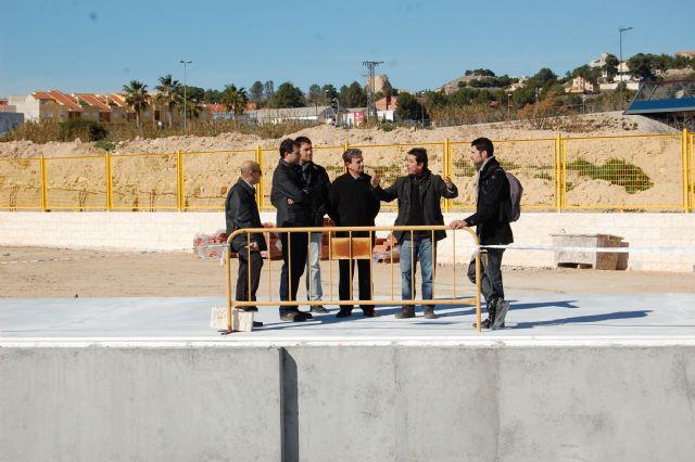 La piscina climatizada municipal de Alguazas será una realidad en 2011 - 1, Foto 1