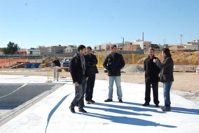 La piscina climatizada municipal de Alguazas será una realidad en 2011 - 2, Foto 2