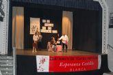 El grupo de teatro 'El Molinico' cosecha un gran éxito con 'Don Quijote y Sancho'