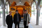 La concejalía de Medio Ambiente presentó el segundo ecoparque móvil que funcionará en el municipio