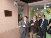 Inaugurado el nuevo Centro de Atención a la Infancia La Alcayna de Molina de Segura, que acoge a 94 niños de 0 a 3 años