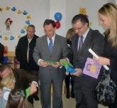 La Comunidad financia con 520.000 euros el Centro de Atención a la Infancia de La Alcayna
