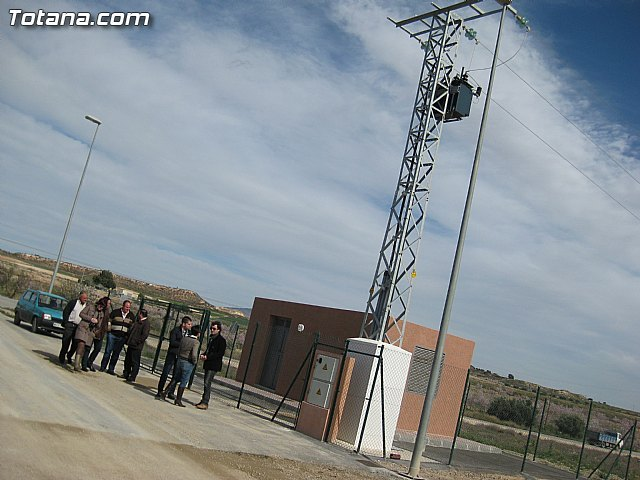 Complete works of the third stage of the sewerage network of El Paretón-Cantareros