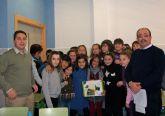 El Ayuntamiento y Aqualia entregan los premios de la VIII Edición del Concurso Internacional de Dibujo Infantil sobre agua