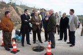 Un colector de cinco kilómetros conducirá las aguas residuales de El Jimenado a la depuradora de Torre Pacheco