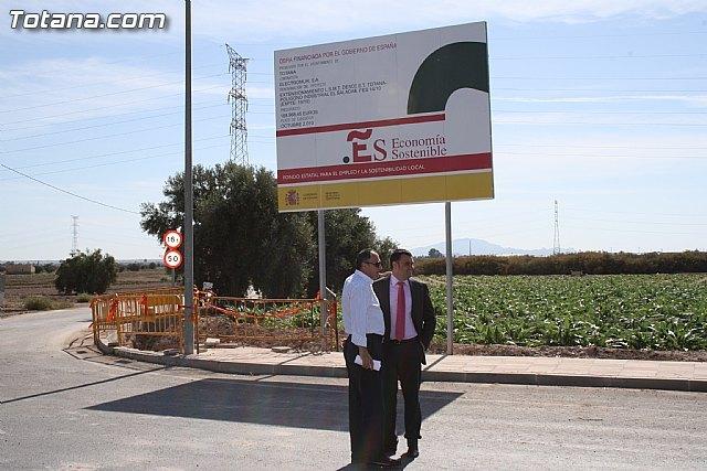 Mañana se inaugura la puesta en marcha de la línea de media tensión en el Polígono Industrial - 1, Foto 1