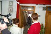 El taller de empleo de mantenimiento de edificios ya trabaja en los colegios torreños