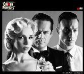 Elena Furiase, Jorge Sanz y Pablo Puyol protagonizan CRIMEN PERFECTO en el Teatro Villa de Molina el viernes 18 de febrero