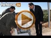 Terminan la instalación de la red de Media Tensión del Polígono Industrial de El Saladar de Totana