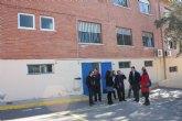 El ayuntamiento de Torre-Pacheco invierte unos 150.000 euros en mejoras en los centros educativos del municipio