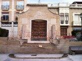 La Plaza del Hospital tendrá un nuevo acceso presidido por el busto de Sánchez Lozano