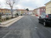 Concluyen las reformas en la barriada Santa Bárbara de La Unión