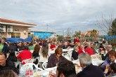 Más de medio millar de afiliados y simpatizantes en la comida de convivencia del Partido Popular de Alguazas