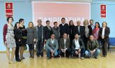 Presentación de la candidatura socialista a la Alcaldía de Archena encabezada por Pedro Antonio Abad