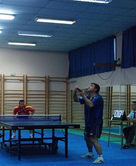 Tenis de mesa. 2ª division nacional. Nueva derrota 4-3 de la PB Totana - 4, Foto 4