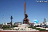 PSOE: 'La inauguración de la escultura de la entrada al Polígono Industrial es un insulto'