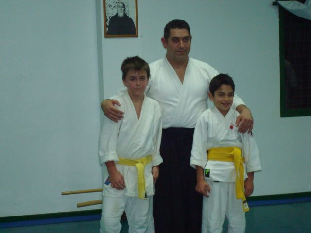 The little ones will enjoy aikido classes that the club has launched Totana