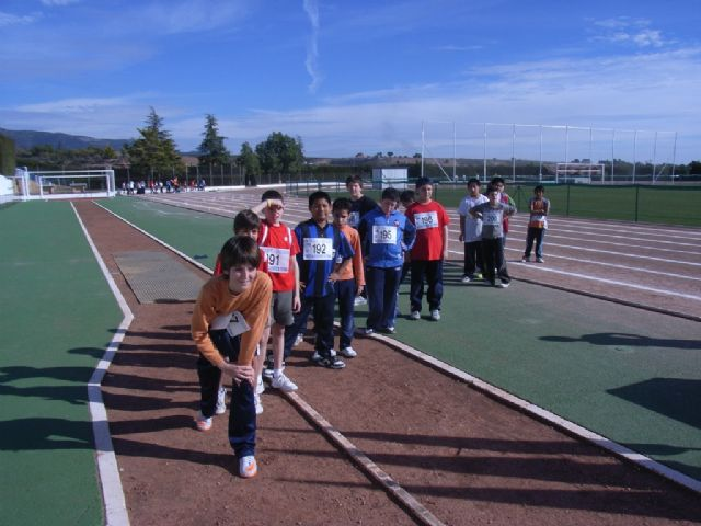More than a hundred children have participated in the day school sports athletics qualifying for the regional stage