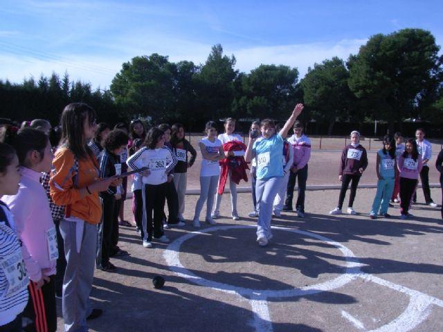Más de cien niños han participado en la jornada de atletismo de deporte escolar clasificatoria para la fase regional - 2, Foto 2