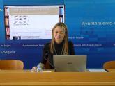 La Concejalía de Cultura de Molina de Segura pone en marcha el Club de Lectura Virtual de la Biblioteca Salvador García Aguilar