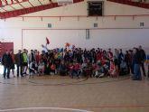 Jornada de Convivencia y Deporte entre las Escuelas Taller de Mula y Cartagena