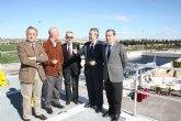 La Comunidad completa el proceso de depuración de aguas en Alcantarilla con el sistema terciario