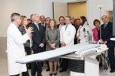 La princesa de Asturias inaugura el hospital ´Santa Lucía´ de Cartagena, pionero en gestión sanitaria y con la más moderna tecnología
