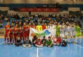 El Reale Cartagena gana el partido benéfico