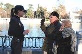 La Policía Nacional twittea consejos de seguridad para las personas mayores