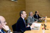 Segado explica a promotores y constructores el proyecto del Molinete
