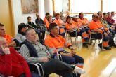 El alcalde y el concejal de Servicios se reúnen con los trabajadores del servicio de recogida de basura y limpieza viaria
