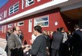 El Alcalde y el consejero de Política Social, Mujer e Inmigración inauguraron el nuevo Centro de la Mujer de Puerto Lumbreras